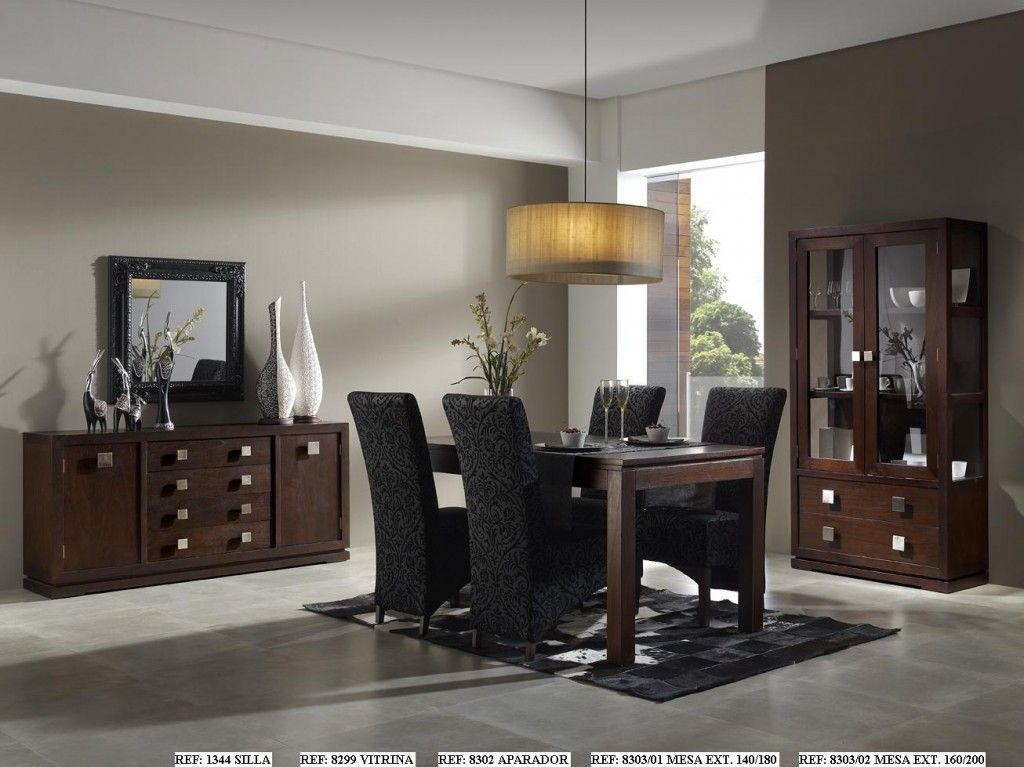 Awesome Muebles Para Comedor Modernos Pictures - Casa & Diseño Ideas ...